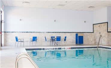 Allentown Park Hotel Amenities - Indoor Pool
