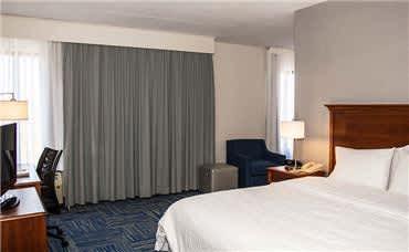 Allentown Park Hotel Rooms - King Deluxe