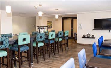 Allentown Park Hotel - Lobby Area