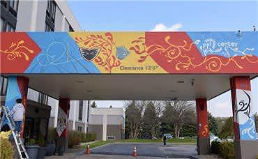 Allentown Park Hotel - Mural Contest