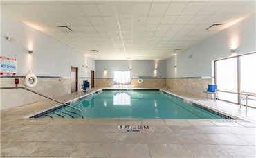 Allentown Park Hotel - Indoor Pool