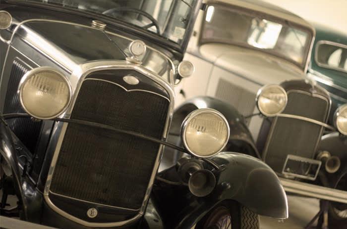 America On Wheels Museum, California