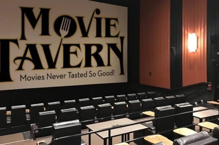 The Movie Tavern, California