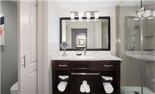 crowne plaza costa mesa orange county bathroom