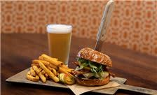 crowne plaza costa mesa orange county burger
