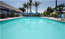 crowne plaza costa mesa orange county pool