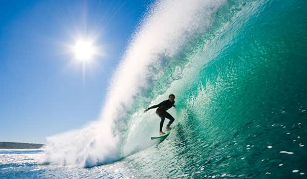 Huntington Beach / Surf City at California