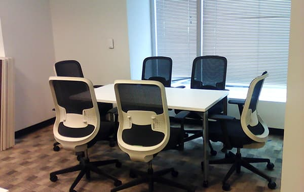 Seating Chairs at Cubicle Resources, California
