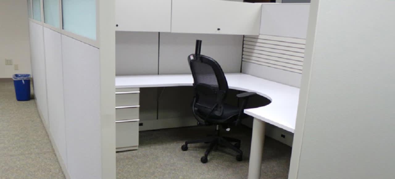 Furnitures of Cubicle Resources, Santa Clara