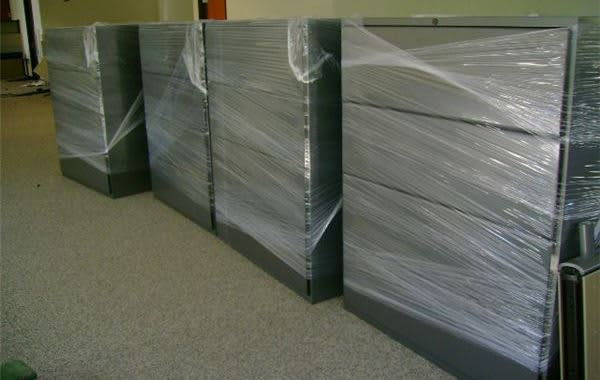 Office Furniture Relocation at Cubicle Resources, California