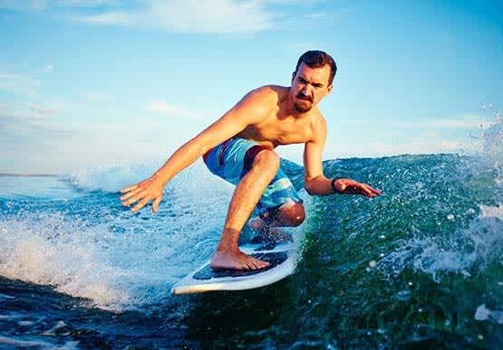 Surfing Package - Hotel Solares Riverside Avenue Santa Cruz California