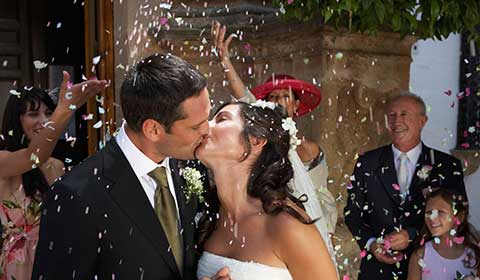 Wedding Package Indoor/Outdoor at Texas Hotel