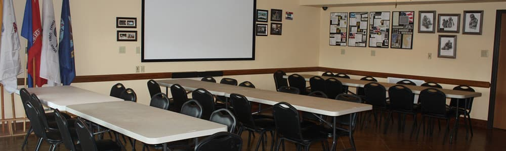 Hotel Hallettsville Meeting and Wedding Space