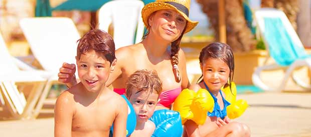 Splashway Family Waterpark at Texas