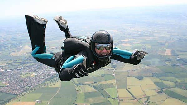 Skydiving Santa Barbara at California