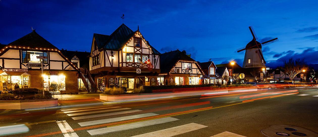 Lompoc City of Solvang