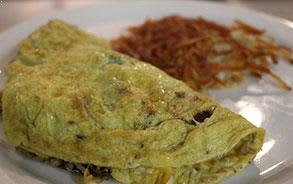 Breakfast in O'Cairns Inn & Suites, Lompoc