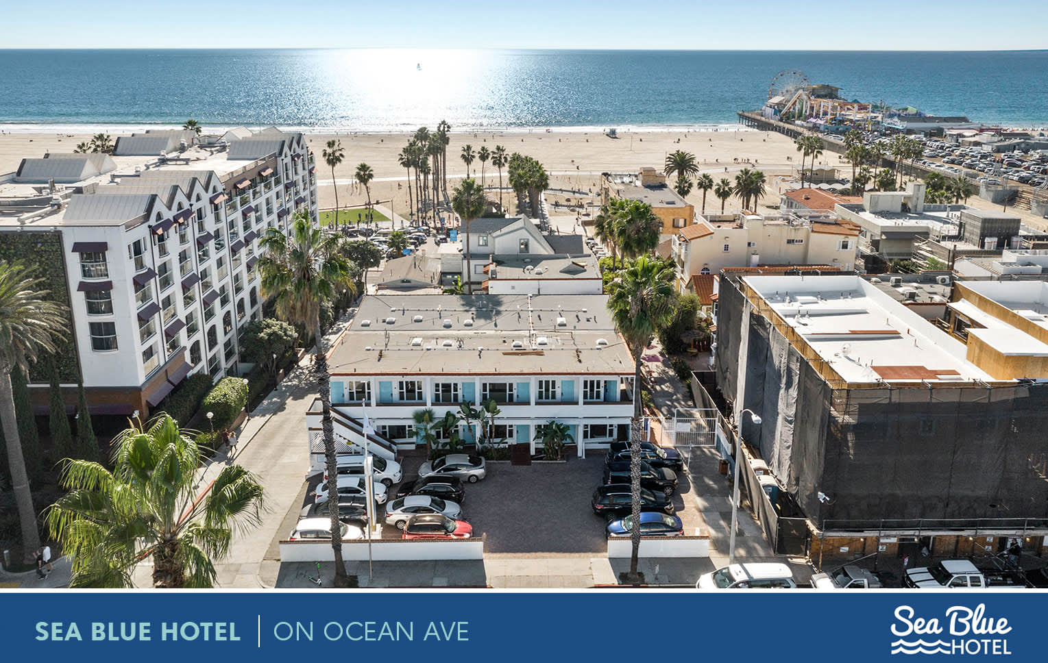 Sea Blue Hotel - Santa Monica
