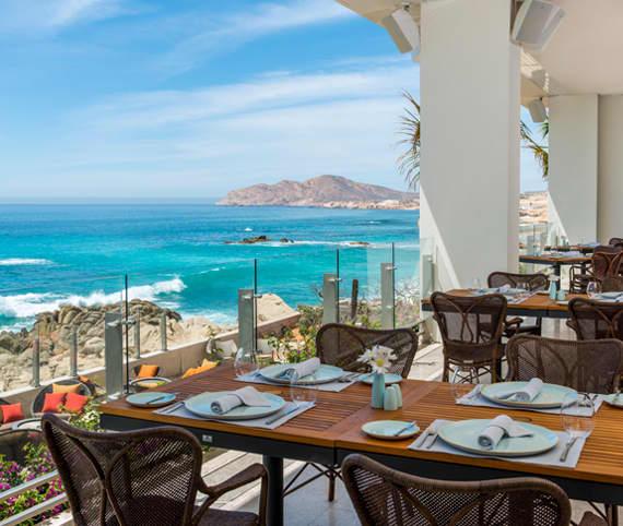 Seafood Restaurant Los Cabos Grand Velas Los Cabos