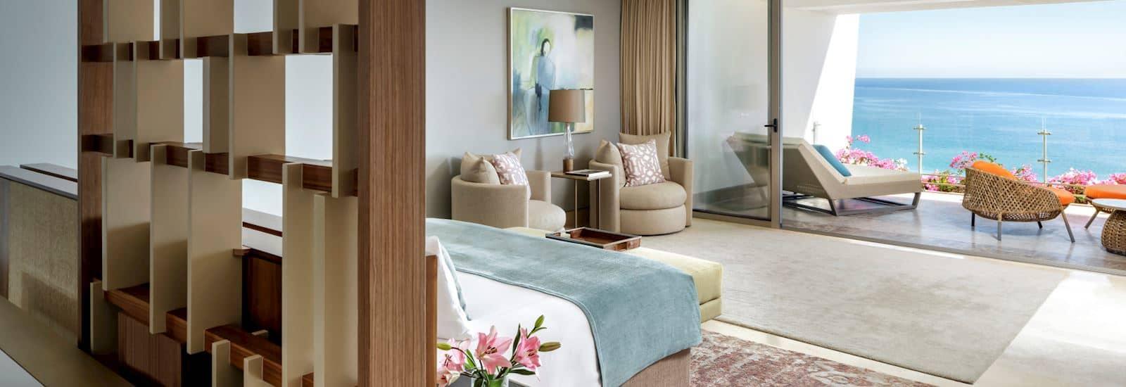 One Bedroom Governor Suite Ocean View - Grand Velas