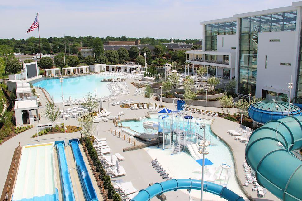 Water Park Nashville Tn Soundwaves At Gaylord Opryland Resort