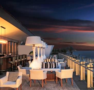 Grand Velas Los Cabos Sky Sports Bar