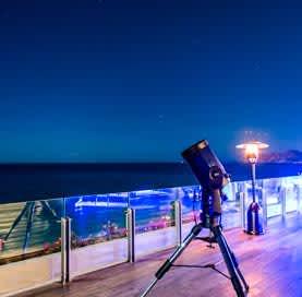 Stargazing Package in Los Cabos Resort