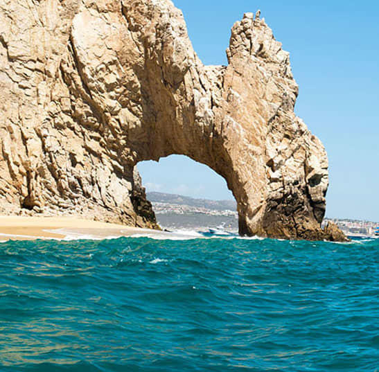 El Arco de Cabo and Land's End in Mexico
