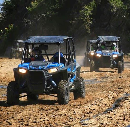 Cabo ATV Tour Off-Road Adventure in Cabo San Lucas