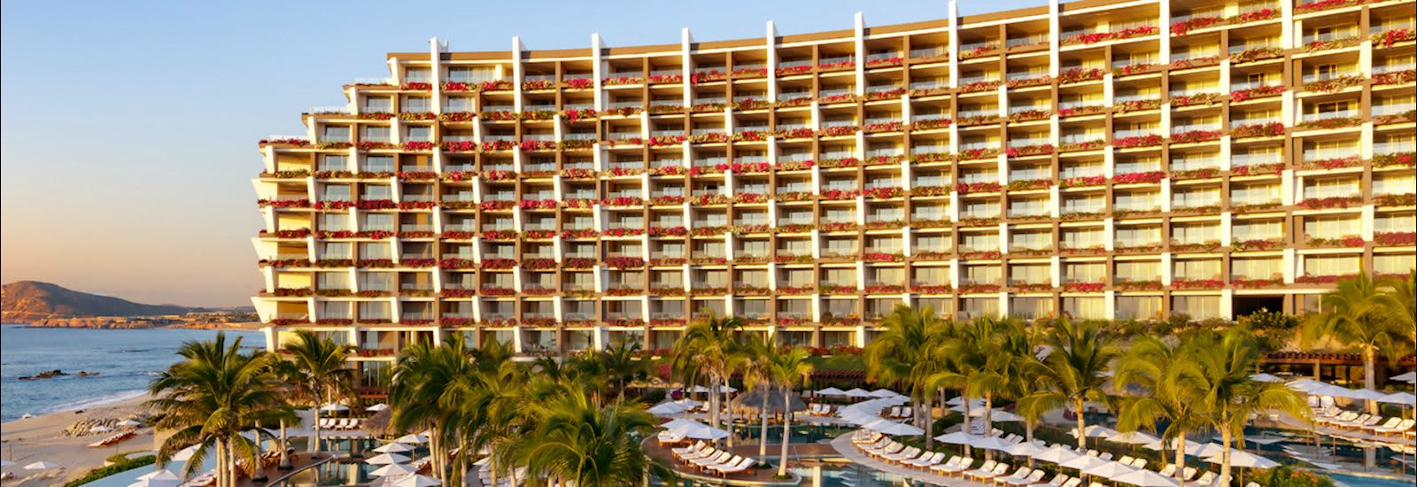 Location of Grand Velas Los Cabos Resort, Mexico