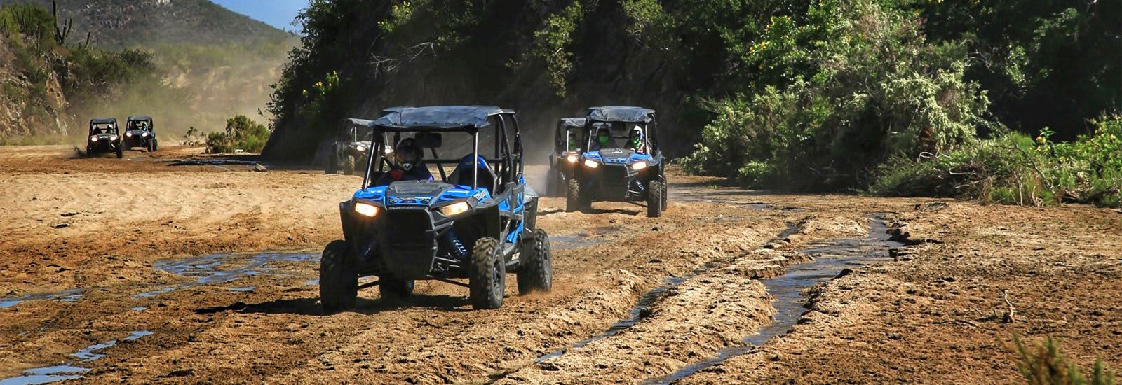 Cabo ATV Tour Off-Road Adventure