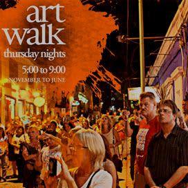 Los Cabos Art Gallery District 2018
