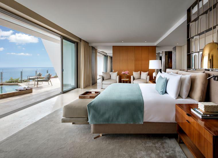 Grand Velas Los Cabos offering Imperial Suite