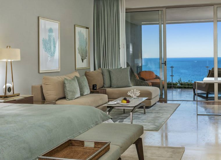 Grand Velas Los Cabos offering Sunrise Suite
