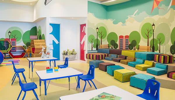 Kid's Club facilities at Grand Velas Los Cabos