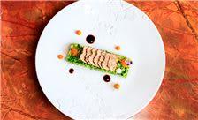 Grand Velas Los Cabos Restaurant - Platillo Gourmet