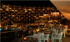 Grand Velas Los Cabos Restaurant - Sky Sports Bar