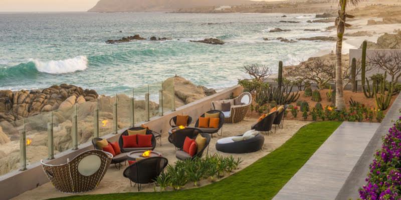Miramar Bar en Grand Velas Los Cabos