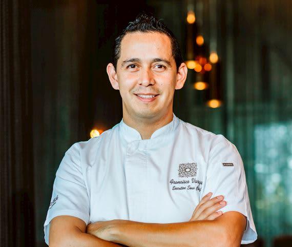 chef Francisco Vargas Flores