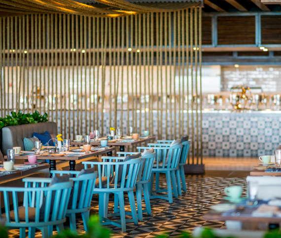 Restaurante Azul en Grand Velas Los Cabos
