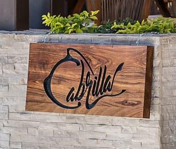 Cabrilla Restautant in Grand Velas Los Cabos
