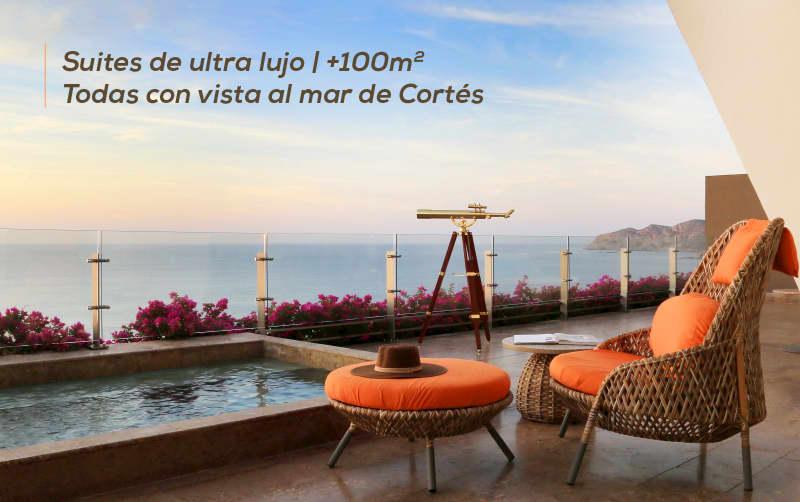Suites en Grand Velas Los Cabos