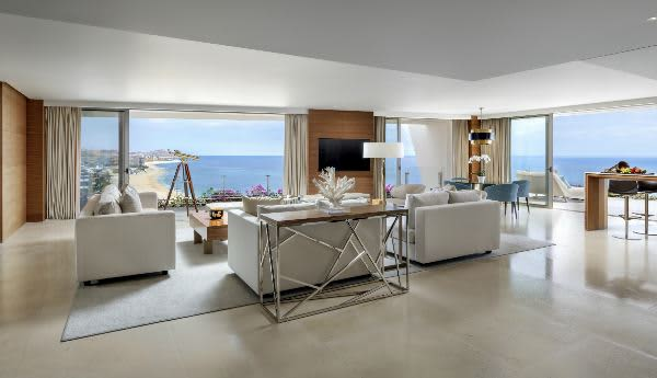 Suite Imperial con Vista al Mar en Grand Velas Los Cabos