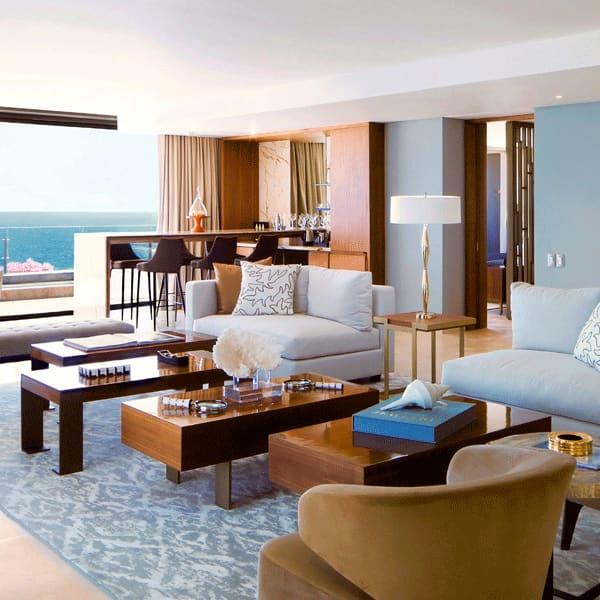 Suite Presidencial en Grand Velas Los Cabos