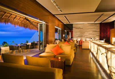 Sky Bar at Grand Velas Riviera Maya