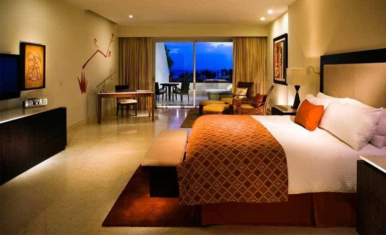 Suite Ambassador con Vista al Mar