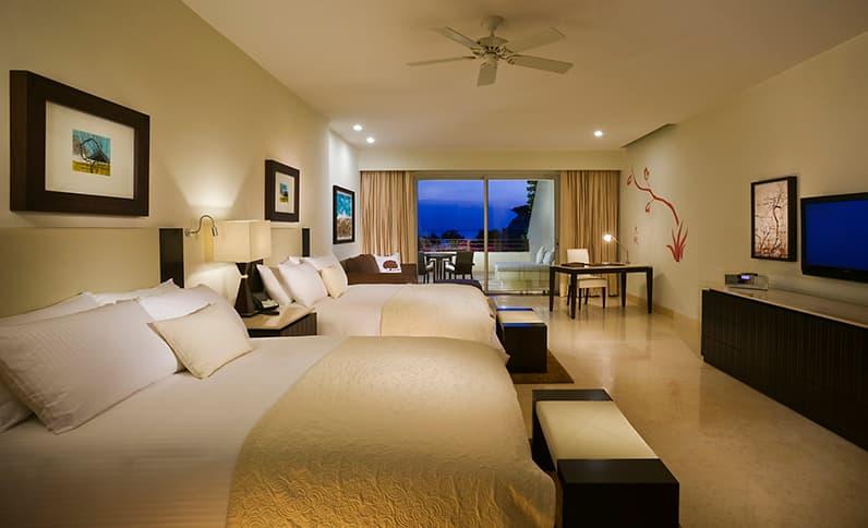 Grand Velas Riviera Maya Suites - Suite Ambassador Pool