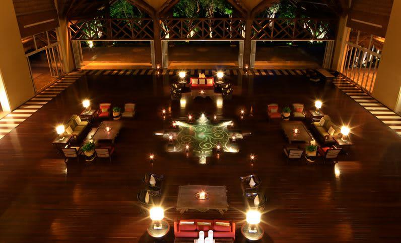 Grand Velas Riviera Maya - Lobby