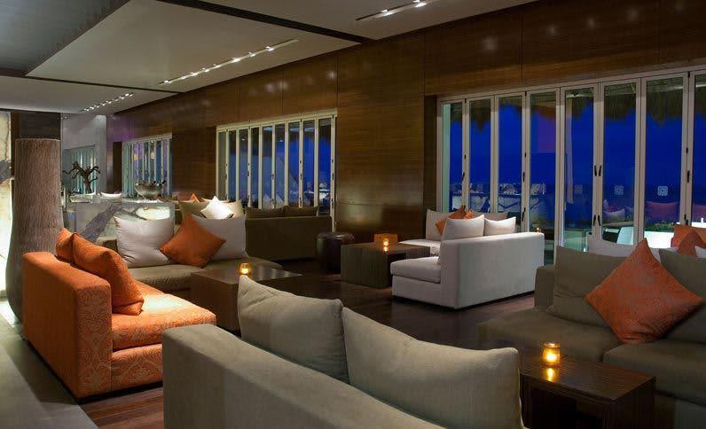 Grand Velas Riviera Maya - Sky Bar
