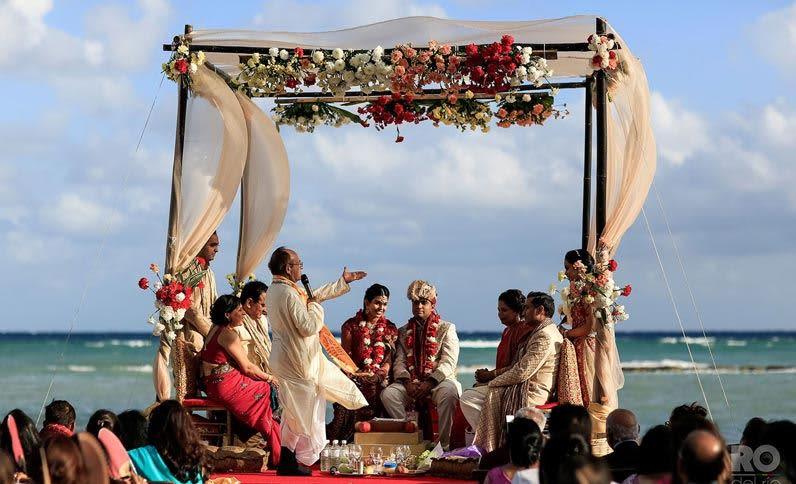 Grand Velas Riviera Maya - Celebración de Bodas de la India